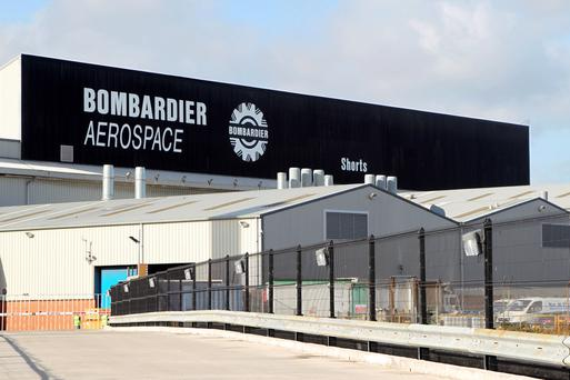 It is impossible to overestimate the impact on the local economy if fears over employment prospects at the giant Bombardier company in east Belfast become reality