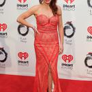 Rachel Tucker on the red carpet
