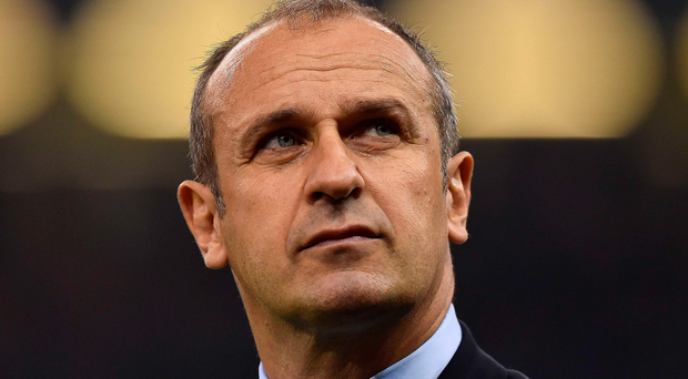 Cardiff clash: French coach Philippe Saint-Andre