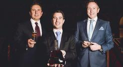 Devised by NI drinks company, Dillon Bass – owners of the Hennessy brand in Northern Ireland, along with leading chefs at The Merchant's Great Room Restaurant, the seven-course dinner took diners on an enriching journey of the last 250 years of Hennessy