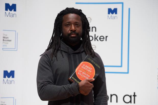 Marlon James was awarded the 2015 Man Booker Prize for Fiction for his book a