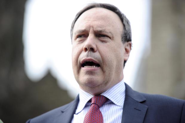 DUP deputy leader Nigel Dodds: Our profound fear is what it potentially does to the fabric of our union