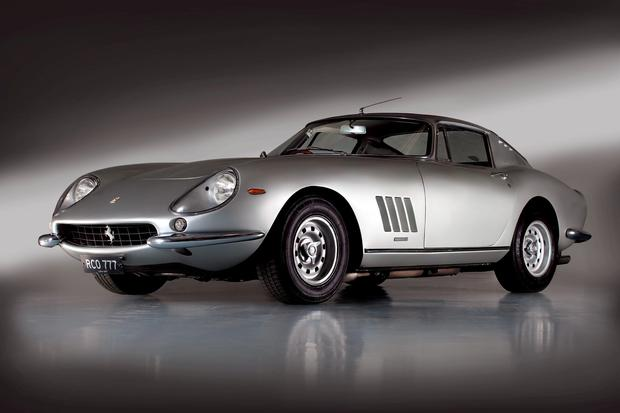 Undated handout photo issued by H&H Classics Ltd of a 1967 Ferrari 275 GTB/4 chassis 10177 GT, , one of two Ferraris from the Richard Colton collection which was sold by the auction house in aid of the RNLI after they were left to the charity in a will. PA