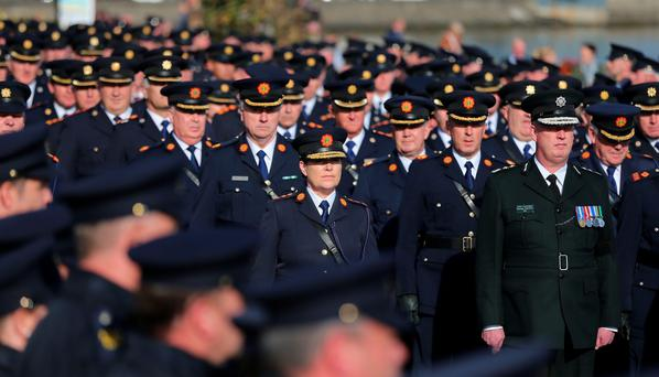Yesterday, it also emerged that the Garda Commissioner Noirin O'Sullivan has ordered the Emergency Response Unit and an extra 27 uniformed gardai into the north Louth area in response to the murder of Garda Golden.