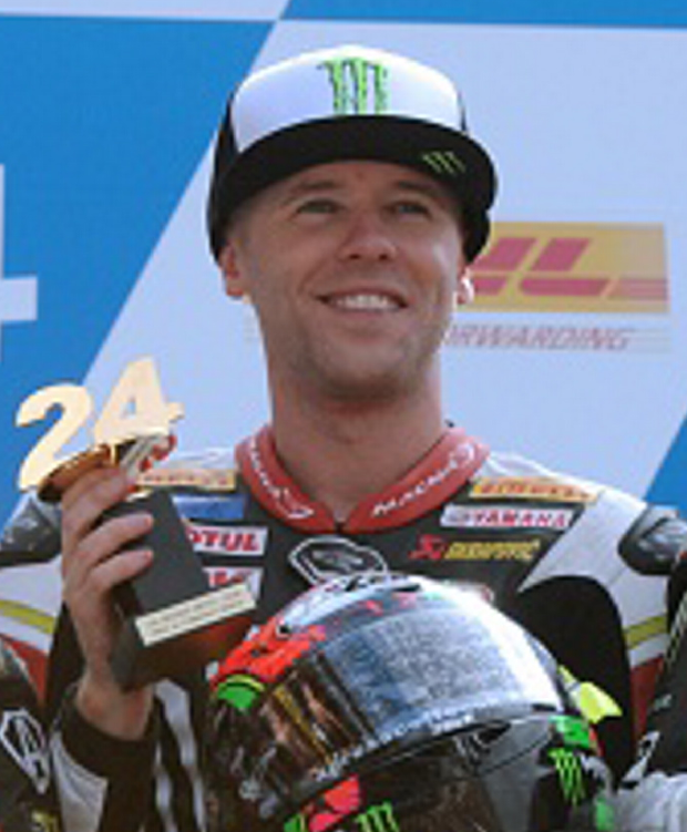 Top man: Michael Laverty tasted success at Brands Hatch