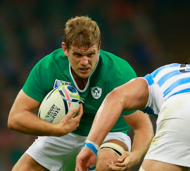 Gutted: Chris Henry says Irish struggled to build phases