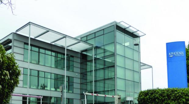 The Phoenix Gas headquarters which is on the market for £4.5m