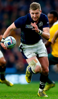 Finn Russell believes that Scotland havge shown they can stand their ground against the biggest teams in the world