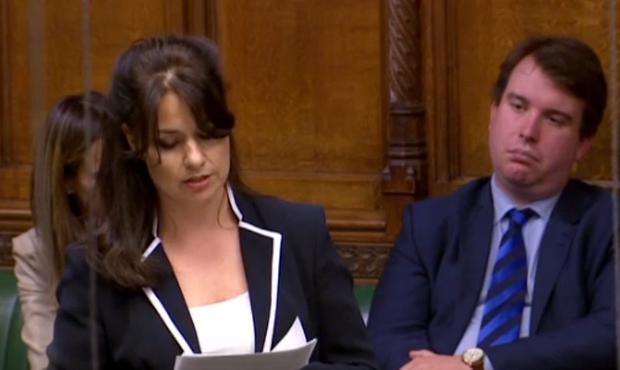 Heidi Allen accused George Osborne of 'betraying' Conservative values