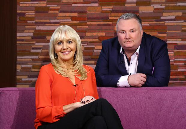 Stephen Nolan and Miriam OCallaghan come together to announce a unique collaboration between BBC NI & RTÉ which will be broadcast on Wednesday 04 November