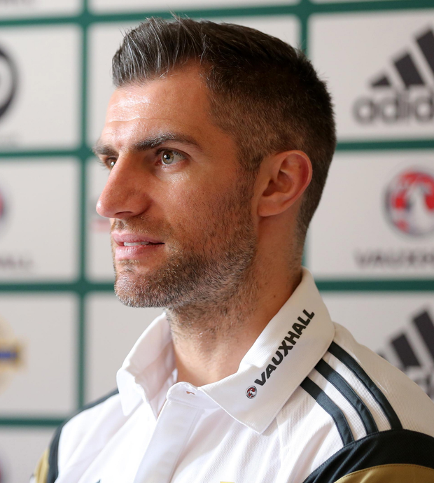 Down under: Aaron Hughes is with Melbourne City