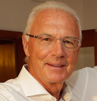 Charged: Germany legend Franz Beckenbauer