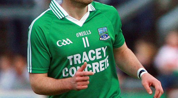 Fermanagh GAA player Brian Og Maguire who died following an industrial accident. PACEMAKER BELFAST