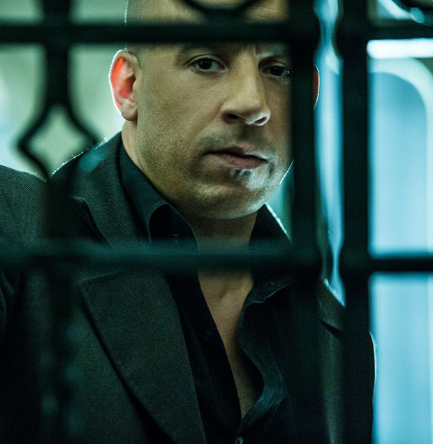 Tough guy: Vin Diesel as Kaulder in The Last Witch Hunter