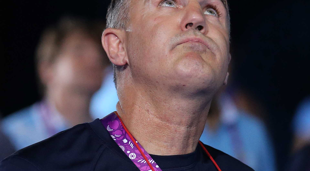 Looking ahead: Billy Walsh is taking up a new role in America after leaving Irish Boxing following drawn out negotiations over a new deal