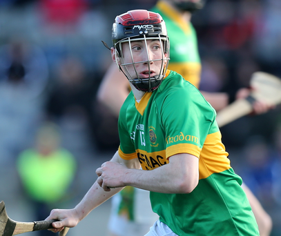 Key man: Conor Small is on a hot run for Kickhams Creggan