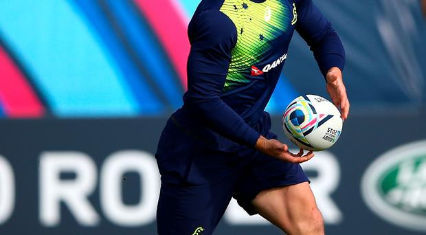 Milestone: Michael Hooper will earn his 50th Test cap