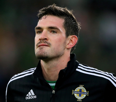 Give me a chance: Kyle Lafferty wants to play