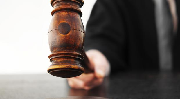A 32-year-old man who threatened to burn the family home down whilst his mother was inside and who then proceeded to light a fire on the first floor has been placed on probation for three years