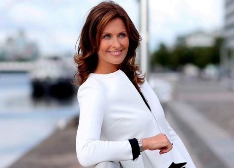 UTV Ireland anchor Alison Comyn. Pic: Sunday Independent.