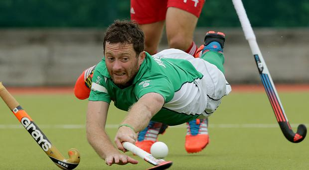 Packing their bags: John Jackson has hailed Ireland's qualification for the Rio Olympics