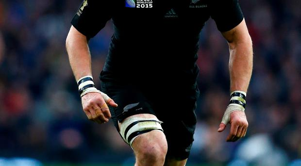 New Zealand's Richie McCaw will bid farewell to Test rugby after the Rugby World Cup final