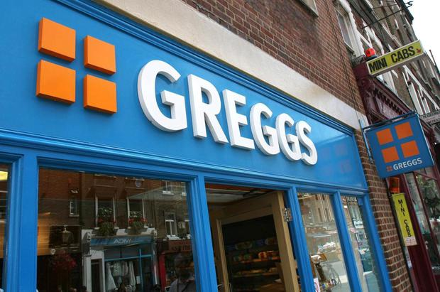 Greggs is a major high street presence in Britain