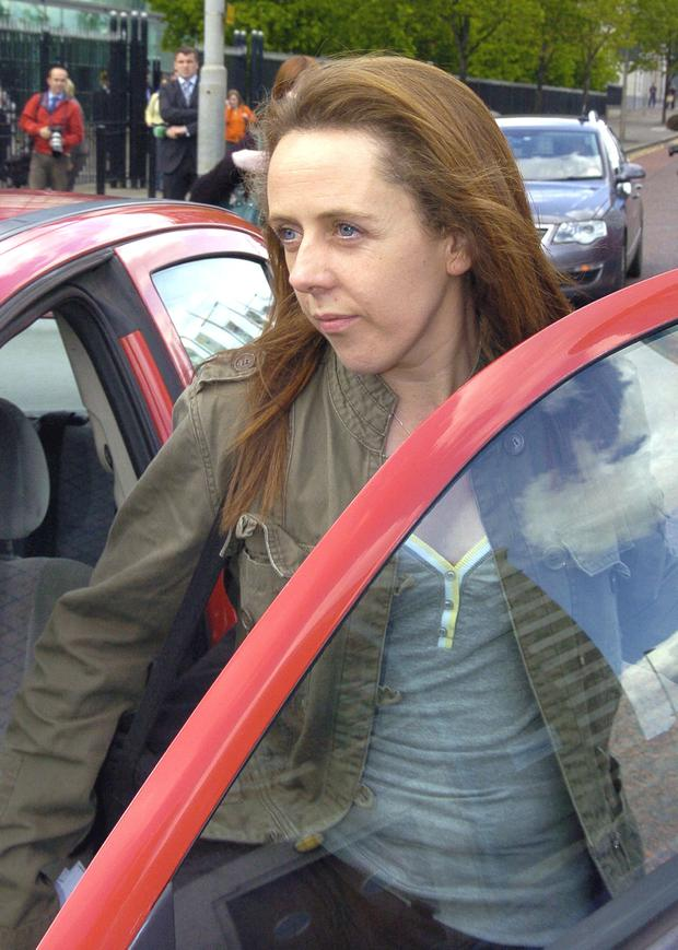 Roisin McAliskey, 35, the daughter of former MP Bernadette McAliskey was a suspect in the attack but her extradition was blocked by Home Secretary Jack Straw.