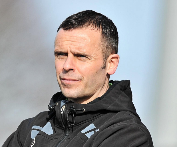 New era: Rodney McAree has taken over the reins at Swifts