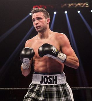 Boxing clever: Josh Taylor possesses an innate boxing IQ, says mentor Barry McGuigan
