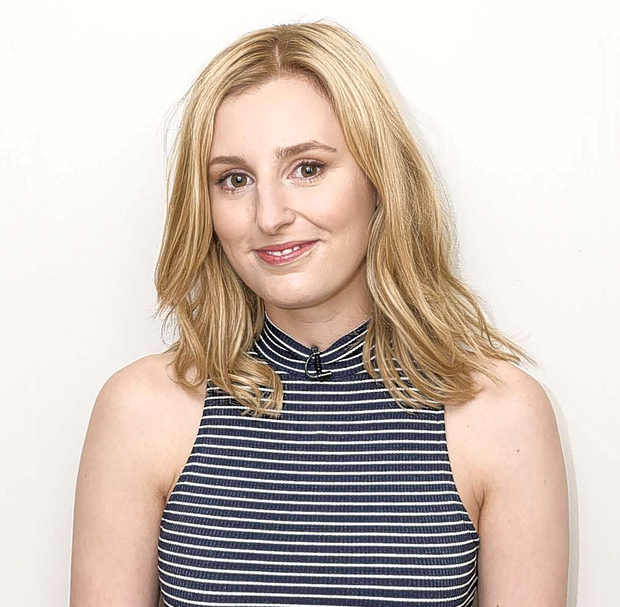 EDITORIAL USE ONLY. NO MERCHANDISING Mandatory Credit: Photo by Ken McKay/ITV/REX (5090423cw) Laura Carmichael 'This Morning' TV Programme, London, Britain - 17 Sep 2015 DOWNTON?S LAURA CARMICHAEL - Tissues at the ready people- things are about to get emotional in the studio. For those of you who've been living on a desert island, we've got some pretty shocking news- Downton Abbey's coming to an end! The good news is, there's still one series left and Lady Edith- actress Laura Carmichael- is here to tell us what?s in store for the Crawley household.