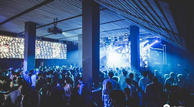Collectiv nightclub in Bucharest, Romania. Pic Facebook