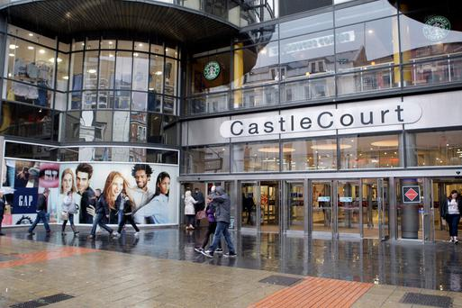 CastleCourt in Belfast