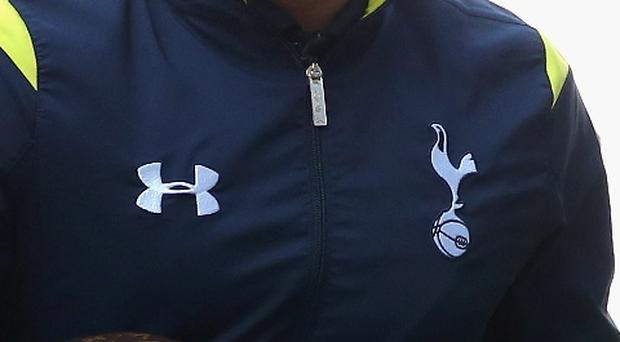 Punished: Andros Townsend is out of Tottenham's first team