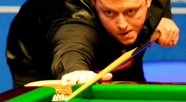 Winner: Mark Allen claimed the Bulgarian Open title