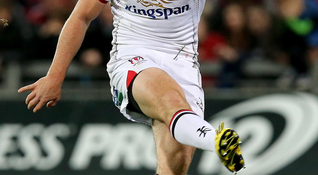 Moving forward: Paddy Jackson wants Ulster to build on the timely victory over Dragons, their first away triumph of the PRO12 season