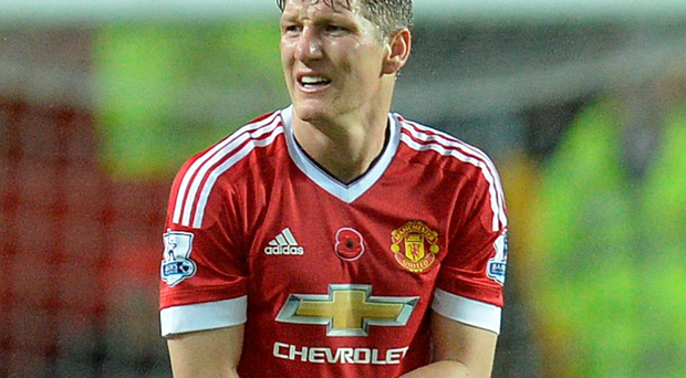 Plea: Bastian Schweinsteiger wants fans to be patient