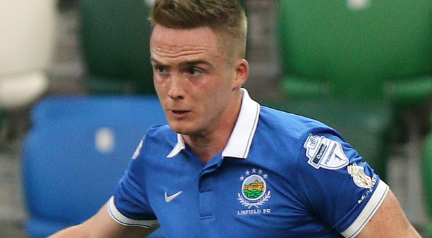 Must do better: Aaron Burns says Linfield know the score