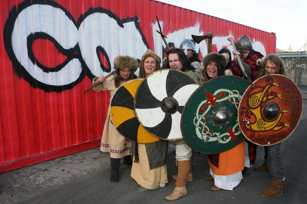 The Magnus Viking Association's event will take place at the new eco pop-up venue, Contained.