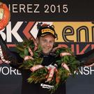 INTERNET OUT Jonatha Rea 2015 Jerez 2015 World Superbike Champion