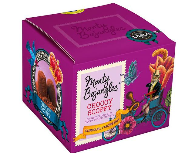 Monty Bojangles Seasonal Spiced Hot Chocolate