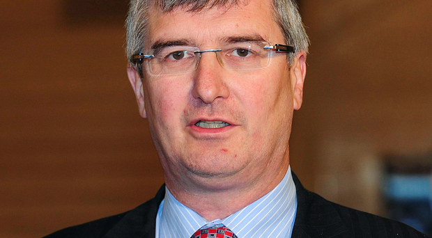 UUP MP Tom Elliott