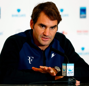 Roger Federer spoke out after the scandal that engulfed the sporting world this week