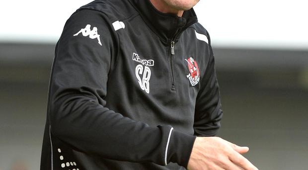 Stephen Baxter has guided his Crusaders side to the top of the table