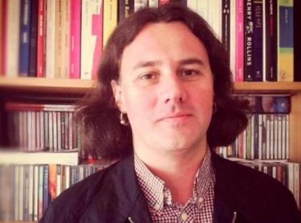 Victim: Music journalist Guillaume Derchef, killed in the Bataclan. Pic: Irish Independent.