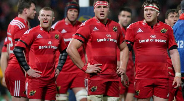 Much to ponder: Munster's defeat of Treviso was unimpressive