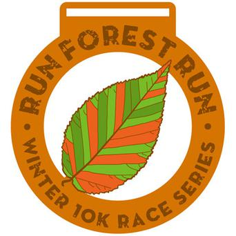 Loughgall medal received on completion of race