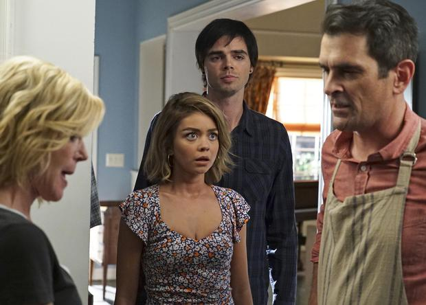 Reid Ewing as Dylan on Modern Family