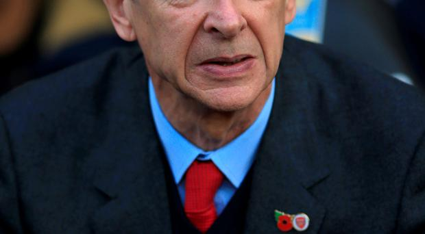 File photo dated 31-10-2015 of Arsenal manager Arsene Wenger. PRESS ASSOCIATION Photo. Issue date: Thursday November 19, 2015. Arsenal manager Arsene Wenger has called for blood tests to be introduced as a matter of routine in professional football, insisting his sport is not immune to the scourge of doping. See PA story SOCCER Arsenal Doping. Photo credit should read Nick Potts/PA Wire.