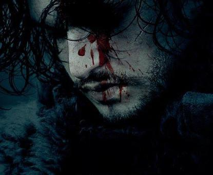 Game of Thrones: Jon Snow was last seen looking decidedly dead after being stabbed by his own Night's Watch comrades